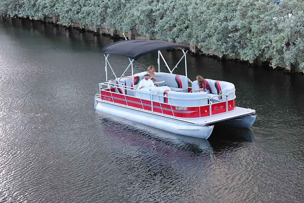 22 Ft Pontoon Luxury Party Boat